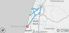 Northern Israel - 4 Days (from Tel Aviv) - 10 destinations