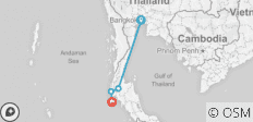 Spirit of Southern Thailand - 4 destinations