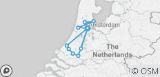 Amsterdam Explorer 2019 - 12 destinations