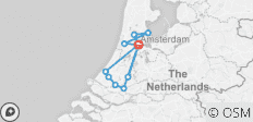Amsterdam Explorer - 12 destinations
