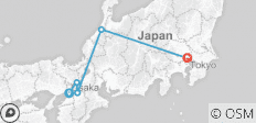 Cycle Japan - 5 destinations