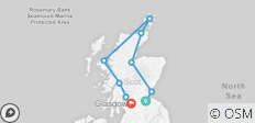 Country Roads of Scotland - 2020 - 9 destinations