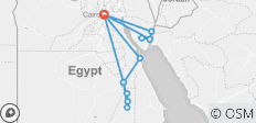Ultimate Egypt - 13 destinations