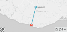 Oaxaca Day of the Dead & Puerto Escondido - 2 destinations