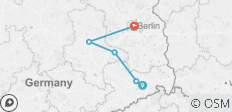 New Year\'s Eve on the Elbe from Dresden to Berlin (port-to-port cruise) - 5 destinations