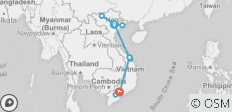 Truly Vietnam - 14 Days - 13 destinations