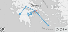 Greece Discovery Tour - 9 destinations