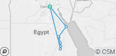 Classic Egypt Tour - 11 destinations