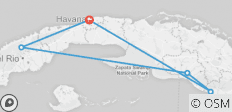 Essential Cuba - 8 Days Small Group Tour - Havana, Vinales, Trinidad, Cienfuegos - 5 destinations
