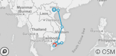 Vietnam Legend Family Holiday 16 Days Trip (from Hanoi to Cai Be) - 8 destinations