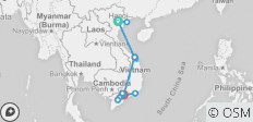 Vietnam Legend Family Holiday 16 Days Trip - 15 destinations