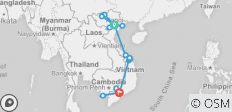 Highlight Vietnam Tour plus Phu Quoc Island - 20 Days - 18 destinations