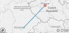 Prague to Oktoberfest - 4 destinations