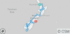 Stray NZ - Moe Pass (National) - 23 destinations