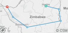 Zimbabwe Walking & Wildlife - 6 destinations