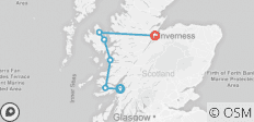 Road Cycling - Skye and the Inner Hebrides - 6 destinations