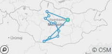 Discover Mongolia Tour - 11 destinations