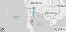 Thailand Island Hopping – East Coast - 4 destinations