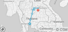 North Isaan and the Mekong - 8 destinations