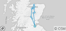 Speyside Whisky Trail - 11 destinations