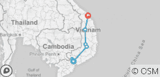 Vietnam Easy Rider 7 Days - 7 destinations