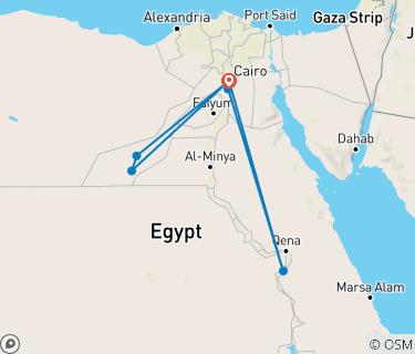 11 Days Cairo Luxor Desert Safari Tour By Ancient Egypt Tours Code 2410 043 Tourradar