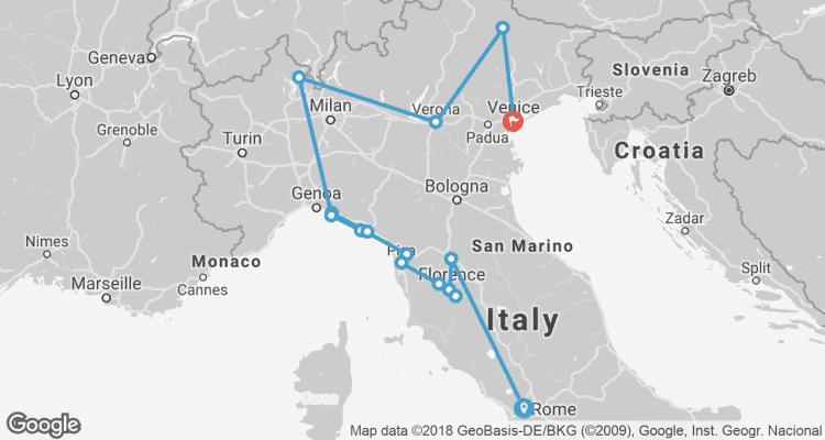 Italian Elegance Summer 2018 13 Days by Insight Vacations TourRadar