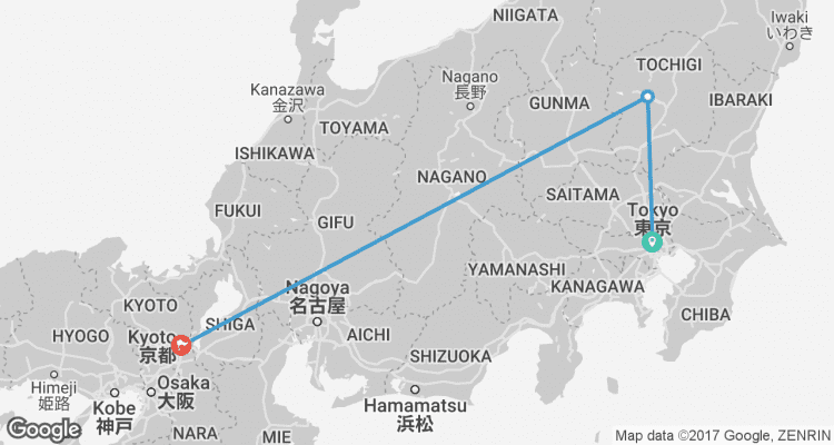 Intrepid Travel Japan Reviews