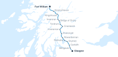 West Highland Way - 10 Days - 11 destinations