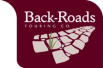 Back-Roads Touring logo