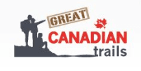 Great Canadian Trails