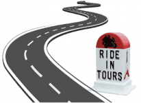 Ride in Tours