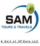 10th Gate DBA Sam Tours & Travel