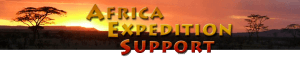Africa Expedition Support