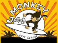 Monkey Surfing