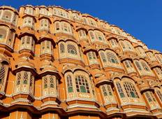 8 Days Cultural Golden Triangle With Wild Ranthambore Tour