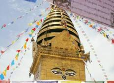 Discover The History Of Kathmandu Valley - 5 Days- Nepal  Tour
