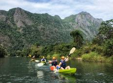 Cambodia & Laos Mekong Adventure Tour