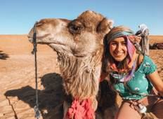 3 Days / 2 Nights High Atlas Mountains & Sahara Adventure. Tour