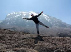 Kilimanjaro Climbing Machame Route 8 days - Private options available Tour