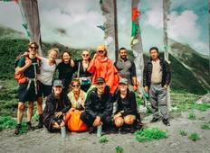Langtang Valley Trek - 9 Days  Tour
