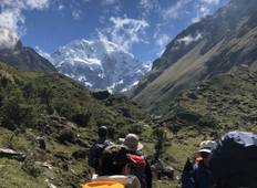 Salkantay Trek To Machu Picchu 4D/3N Tour