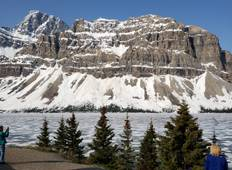 Canadian Rockies by Train (8 destinations) Tour