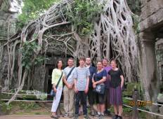 Cambodian Traveller Tour