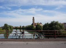 Bicycling Venice to Florence Tour