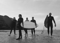 Weekend surf trip Tour