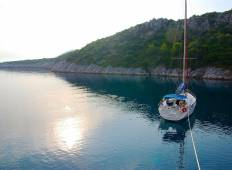 Croatia Sailing Adventure: Dubrovnik to Split Tour