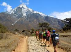 Epic Everest Base Camp Trek Tour