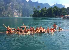Bangkok to Singapore Adventure (14 Days) Tour