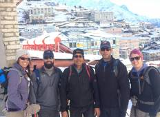 Everest Base Camp Standard Trek- 14 Days Tour